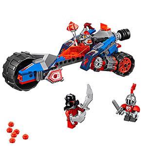 Купить Lego Nexo Knights Молниеносная машина Мэйси 70319