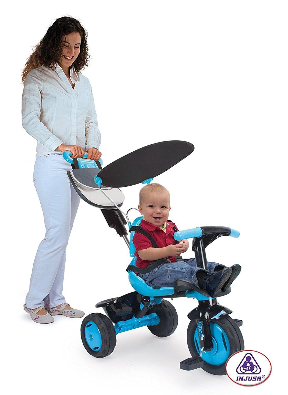 Купить детский велосипед Injusa Free Blue Trike 3370 купить в Минске