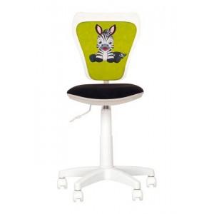 Детское кресло Ministyle GTS White Zebra