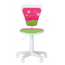 Детское кресло Ministyle GTS White Flowers