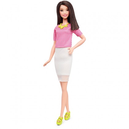 Игра с модой Кукла Barbie DMF32