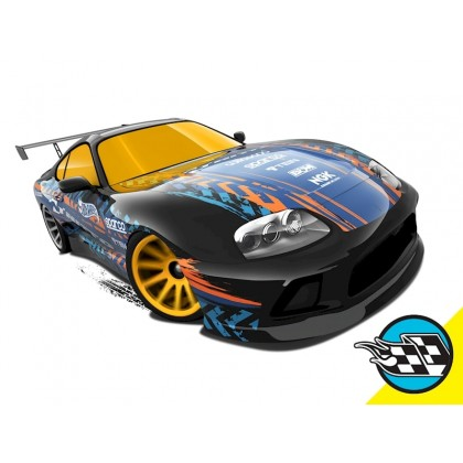 Машинка Hot Wheels (Хот Вилс) TOYOTA SUPRA