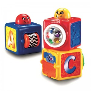 Кубики с сюрпризами Fisher-Price 74121