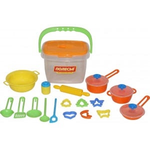 Набор детской посуды 56627