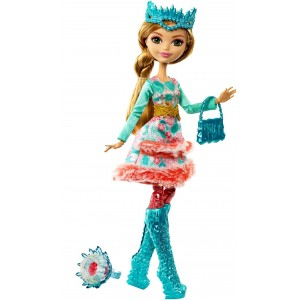 Эшлин Элла Кукла Ever After High Epic Winter Ashlynn Ella Заколдованная зима  DKR64
