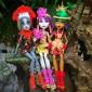 Спектра Вондергейст Кукла Monster High DKX97