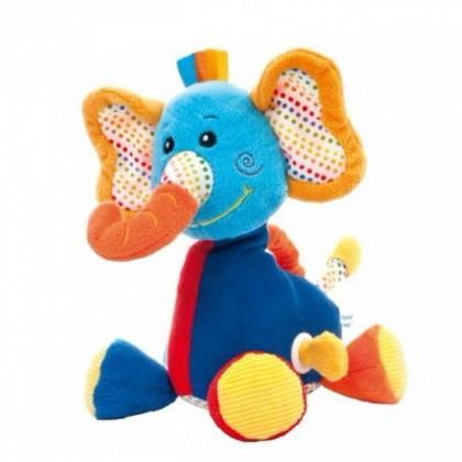 """Мягкая музыкальная игрушка """"Слон"""" Canpol 68/033"""