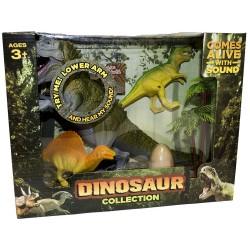 Фигурки динозавров 90-65