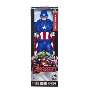 Фигурка Мстителя (Титаны) Капитан Америка B1669/B0434