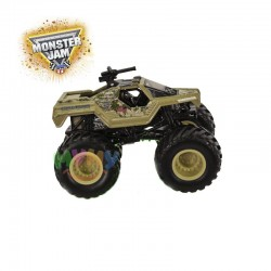 Soldier Fortune Monster Jam Hot Wheels Машинка DWN20/BHP37