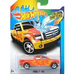 Машинки серии Color Shifters Hot Wheels BHR15