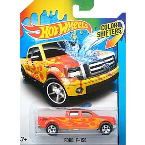 Машинки серии Color Shifters Hot Wheels BHR15