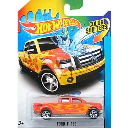 Машинка Hot Wheels (Хот Вилс) меняющая цвет
