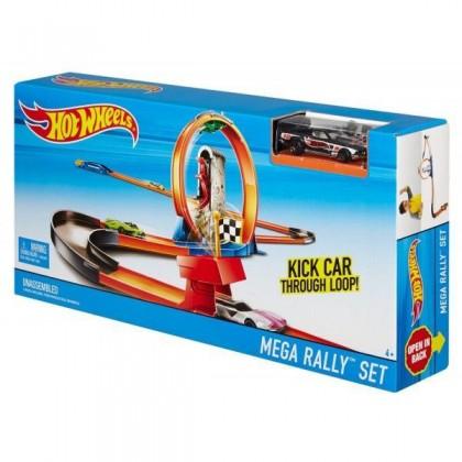 Трек Hot Wheels Мега ралли DNN82/DNN81