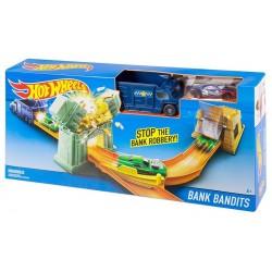 Трек Hot Wheels Ограбление банка DNR74/DNR75