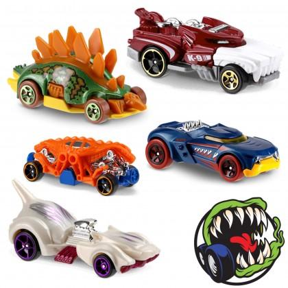Машинки Hot Wheels коллекции Street Beasts