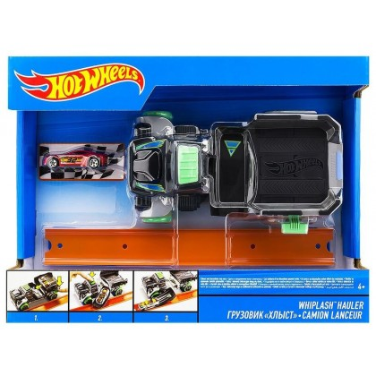 Игровой набор Hot Wheels Грузовик Хлыст FDW73