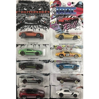 Машинки Hot Wheels FKV70 в асс.