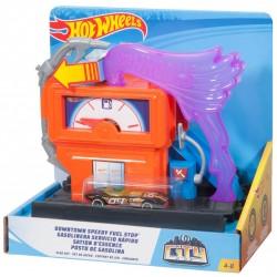 Игровой набор Hot Wheels Центральная заправочная станция FRH30