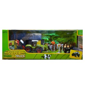 "Набор Super farm and truck ""Ферма"" 77013"