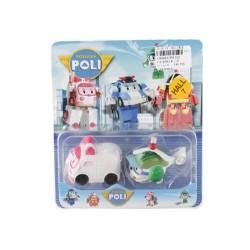 """Набор машинок """"Полиция"""" (2 в 1) 1382663-POLI02"""