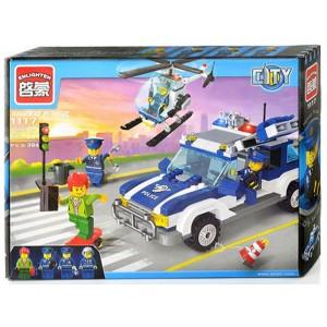 """Конструктор Enlighten Brick 1117 """"Полиция"""""""