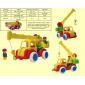 Автокран Детский сад С-80-Ф