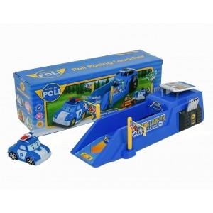 Мини трек-гараж Робокар Поли XZ-196S