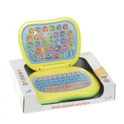 """Развивающая игрушка """"Мой первый ноутбук"""", 82003"""