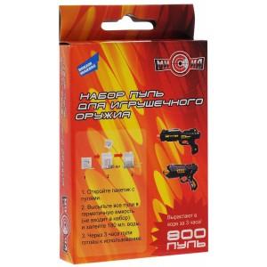 Набор пуль для игрушечного оружия Mission-target, M05+