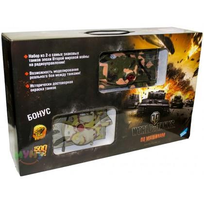 Игровой набор Танковое сражение WoT RD128A