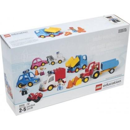 Муниципальный транспорт Lego Duplo 45006