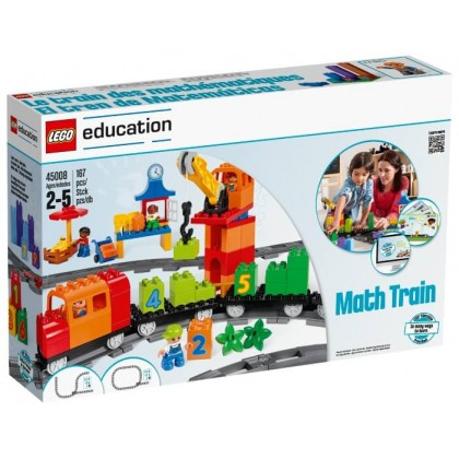 Математический поезд Lego Duplo 45008