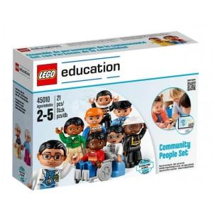Городские жители Lego Duplo 45010