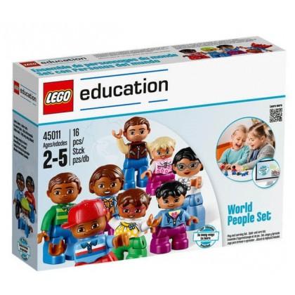 Люди мира Lego Duplo 45011