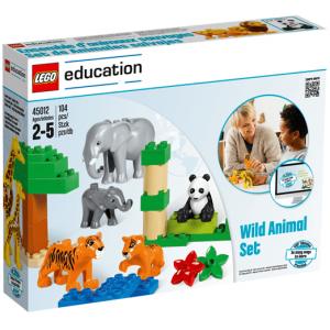 Дикие животные Lego Duplo 45012