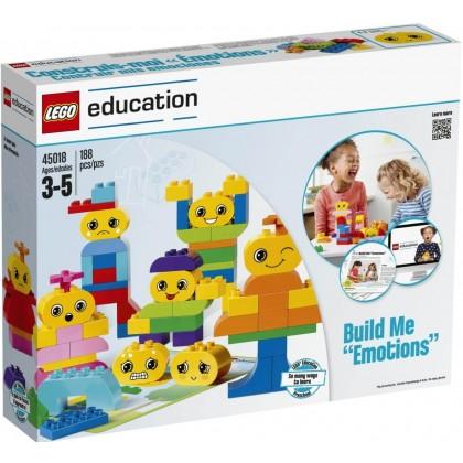 Эмоциональное развитие ребенка Lego Duplo 45018