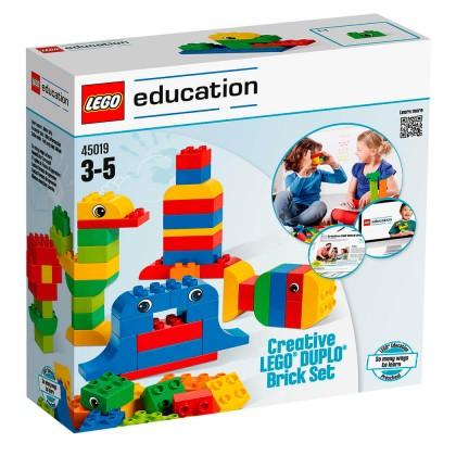 Кирпичики для творческих занятий Lego Duplo 45019