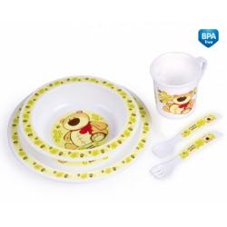 Набор посуды Canpol 4/401